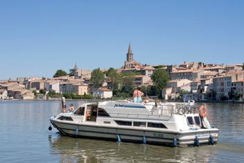 Le Boat, cég, szervező, lakóhajós nyaralás