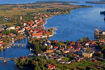 Hajó utak Lengyelországban, nyaralás hajóval Lengyelországban